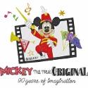 Mickey Band Leader Film Strip
