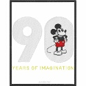 Mickey Mouse 90 Years with Applique
