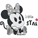 Minnie Mouse Little Star