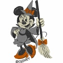 Minnie Mouse Witch Noir