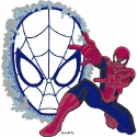 Spider-Man Applique