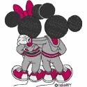 Mickey & Minnie Sporty Love
