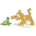 Baby Tigger & Turtle