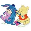 Baby Pooh & Baby Eeyore