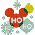 Ho Ho Ho Mickey Ears