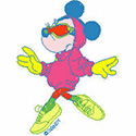 Minnie Neon 2
