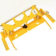 ICTCS 2 Clamp Base from EMS HoopTech- (Must order brackets to fit on machine see Arm set Adapters)
