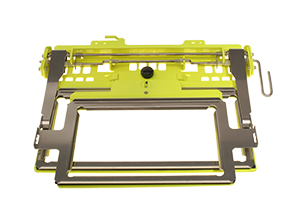 """PR Slimline 2 Clamp for the PR Series 600-1000 includes a 11""""x5 & 8""""x5"""" windows - sold only as a set"""
