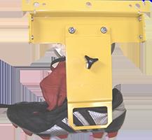 Barudan Shoe Clamp