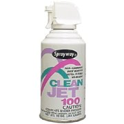 Sprayway Clean Jet 100 (Non-Flammable!) No. 805, 12 oz. can