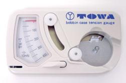 TOWA Jumbo Bobbin Tension Gauge - For Jumbo Bobbin Cases- Commercial Brother machines