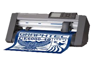 """Graphtec 15"""" Wide E-Class Desktop Cutter for use with cutting Vinyl"""