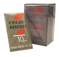 Organ Needles, DBXK5 Sharp Point, Size 70/10 - 100 per box