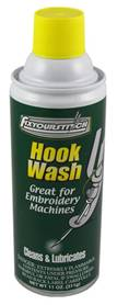 Cleans and Lubricates rotary hooks 11oz can