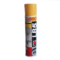 LB5 LUBRICANT SPRAY  PRE-MEASURED SPRAY
