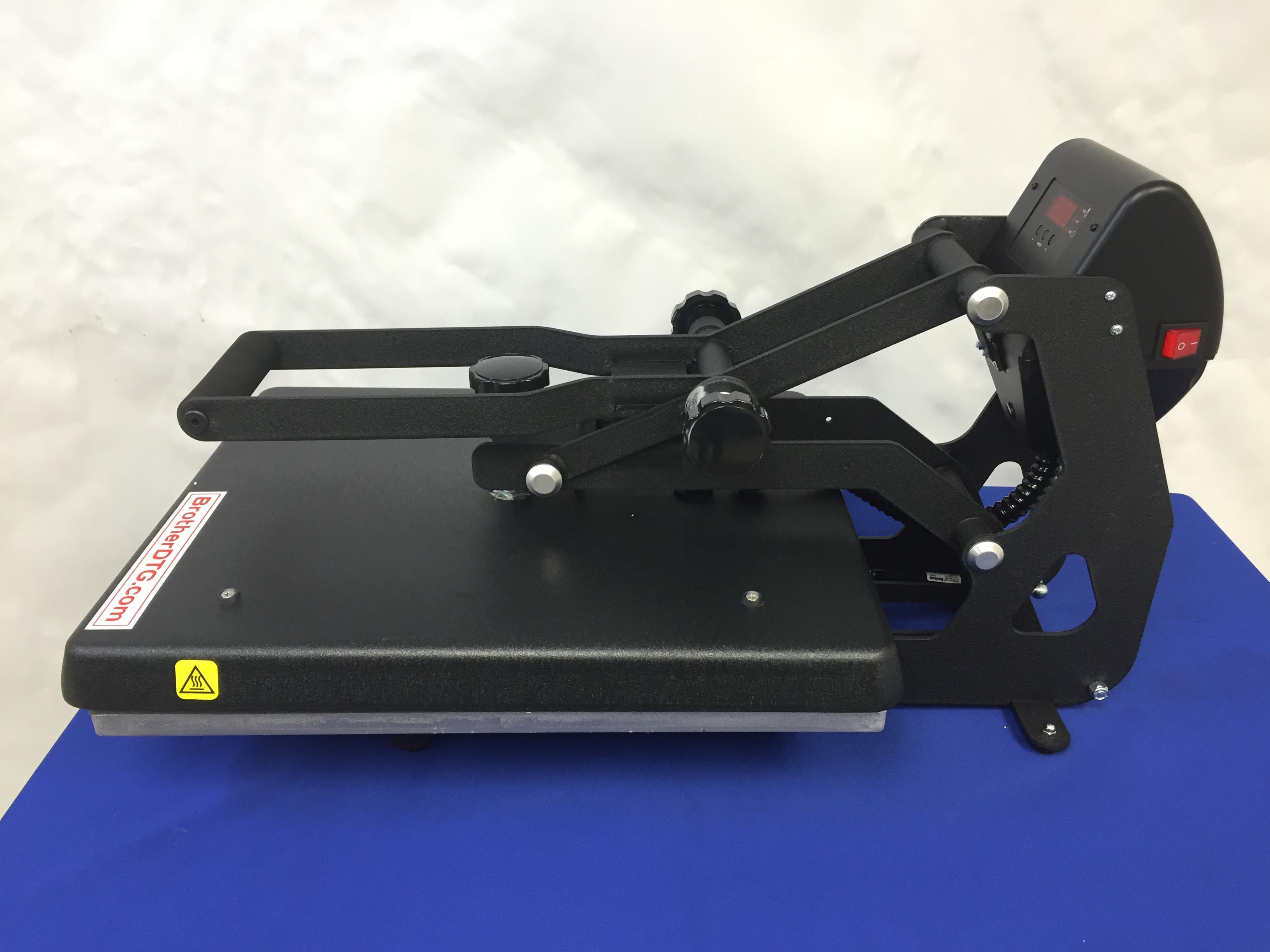 Maxx 2G+ Dual Pressure Heat Press with Auto-Release 220V