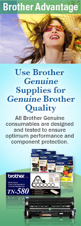 Buy genuine Brother Supplies and Accessories!