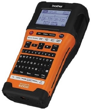 Handheld Labeling System for Industrial Applications