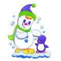 Baby Snowmen