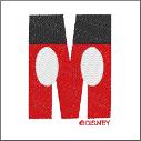 New Disney Character Alphabet