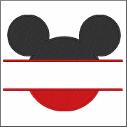 NEW Disney Split Designs