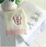 Minnie and Friends Towels