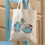 Monsters Inc. Tote