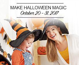 October Sales Promo