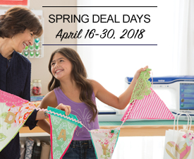 Spring Deal Days are Here
