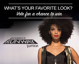 Project Runway Jr. Sweepstakes