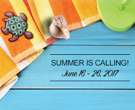 June Sales Promo