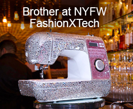 Brother at FashionXTech - NYFW