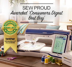 Brother Sewing and Embroidery Machines A Conseumr Best Buy