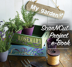 ScanNCut Digital Project Book
