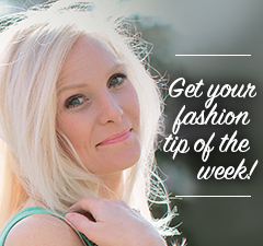 Discover the Fashion Tip of the Week