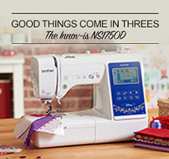 Good Things Come in Threes with the Innov-ís NS1750D