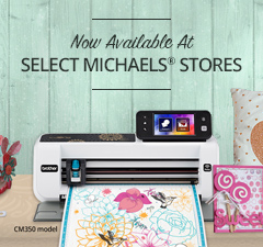 Now at Select Michales Stores