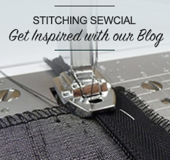 Get Inspired on Stitching Sewcial