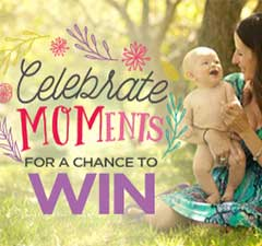 Enter to Win 2016 MOMents Sweepstakes