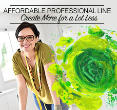THE Affordable Professional Lineup