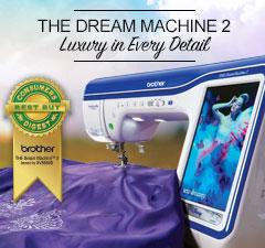 Consumer's Digetst Best Buy THE Dream Machine