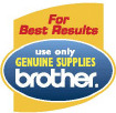 Use Only Genuine Brother Supplies
