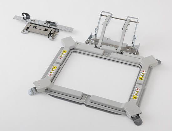 Flash magnetic 'L' frame kit