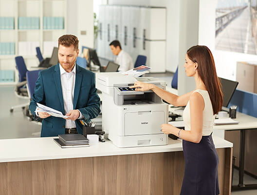 Workhorse business printers