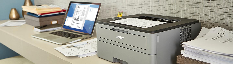 Black & White Printers Image