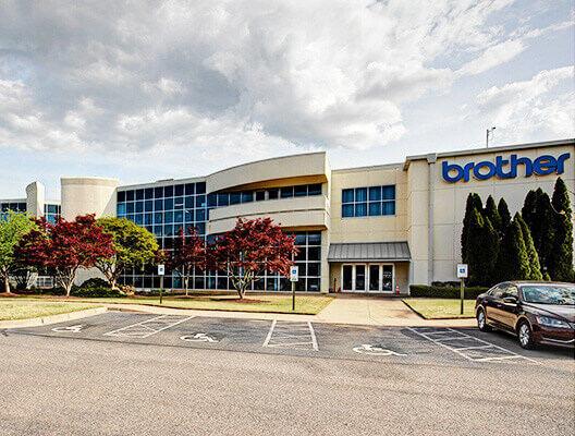 Brother Gearmotors USA manufacturing facility exterior