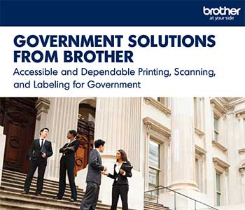 government solutions brochure