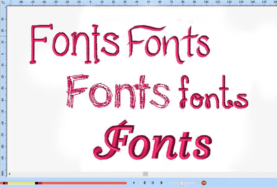 Choose your font