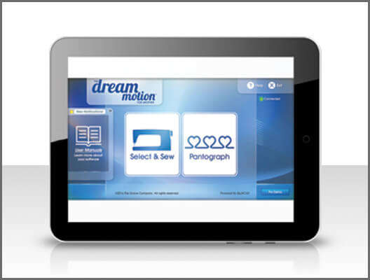 Dream fabric automation software