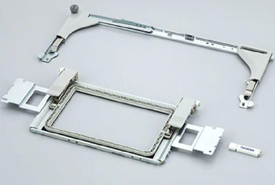 4x7 border frame